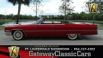 1966 Cadillac De Ville for sale 100776688